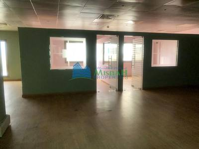 Office for Rent in Al Garhoud, Dubai - 1185 sq.ft Fully fitted ready office close to GGICO Metro