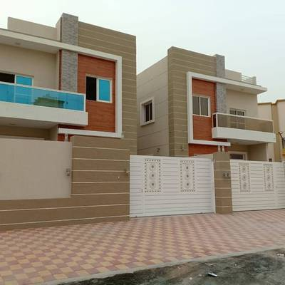 5 Bedroom Villa for Sale in Al Mowaihat, Ajman - For Sale New Deluxe Two-storey villa In Ajman - Al Mowaihat 3