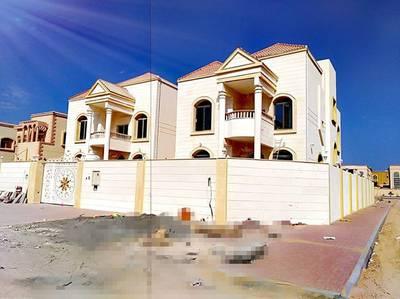 5 Bedroom Villa for Sale in Al Rawda, Ajman - Villa for sale faced stone excellent location
