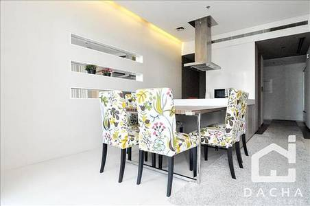 2 Bedroom Flat for Rent in Dubai Marina, Dubai - Very large and high quality fully furnished 2 bedroom
