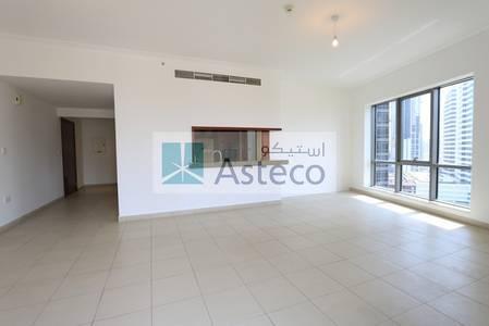 2 Bedroom Flat for Rent in Downtown Dubai, Dubai - 2BHK+Study|Burj View|2 Balcony|Mid Floor