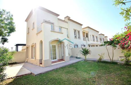 2 Bedroom Villa for Rent in The Springs, Dubai - Springs 10 - Type 4E - Available Now