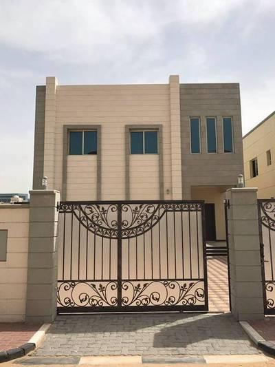 5 Bedroom Villa for Sale in Al Mowaihat, Ajman - New villa for sale beautifully design distinctive site