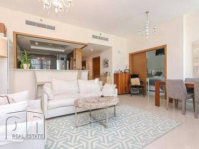 1 Bedroom Apartment for Sale in Downtown Dubai, Dubai - Rare Fountain View 1 Bed + Study - Vacant