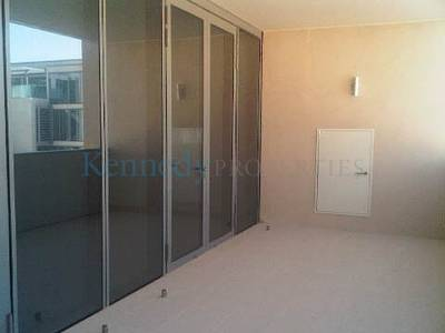 2 Bedroom Flat for Rent in Al Raha Beach, Abu Dhabi - 2 bedroom A1 Road view 120K No Agent Fee