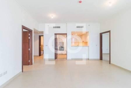 شقة 2 غرفة نوم للايجار في دبي وسط المدينة، دبي - Direct Access to Dubai Mall Metro   High Floor   Well Maintained Unit