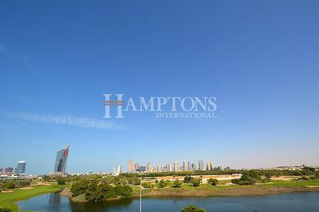 3 Bedroom Apartment for Rent in The Hills, Dubai - Large 3BR + Maid with Golf Course View