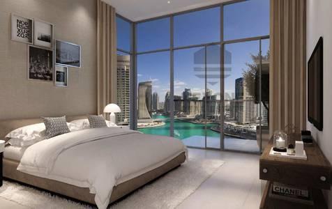 Studio for Sale in Dubai Marina, Dubai - 10% Down-Luxury Studio-Marina View