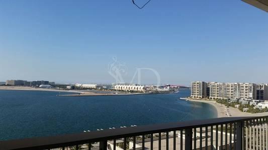 1 Bedroom Flat for Sale in Al Raha Beach, Abu Dhabi - Great unit with full sea views