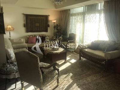 2 Bedroom Apartment for Rent in Al Reem Island, Abu Dhabi - Fully Furnished 2+M in Tala Tower for Rent!
