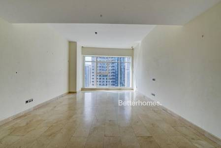 2 Bedroom Apartment for Rent in Dubai Marina, Dubai - Marina Facing I Vacant I Unfurnished