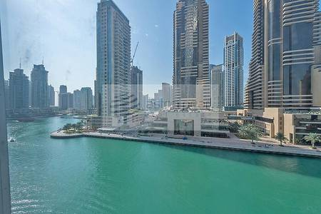 Studio for Rent in Dubai Marina, Dubai - Spacious STUDIO with Marina View
