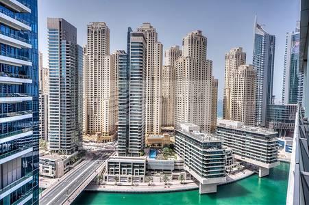 Studio for Rent in Dubai Marina, Dubai - Furnished STUDIO w/ Balcony