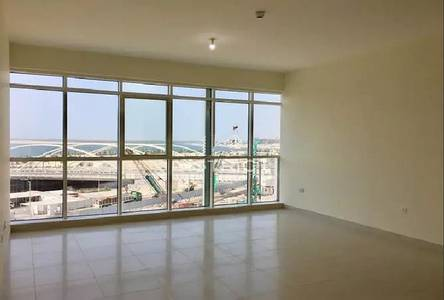Studio for Rent in Al Raha Beach, Abu Dhabi - New Studio w/Sea View 55k 4 cheques.
