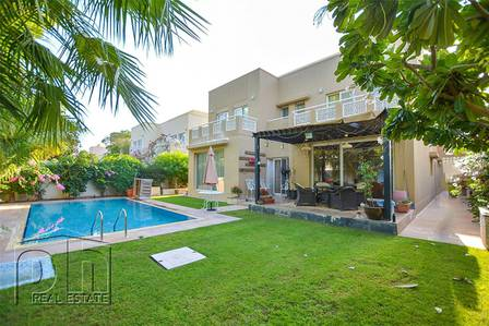 4 Bedroom Villa for Sale in The Meadows, Dubai - Rennovated