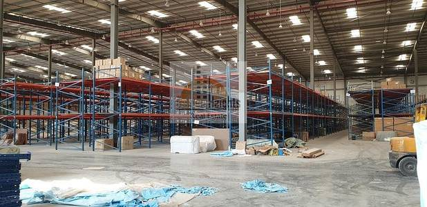 Warehouse for Rent in Al Jurf, Ajman - 80000 Sq Ft insulated WH with 15 meter height (K)