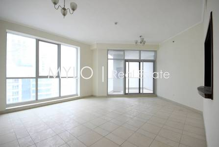 2 Bedroom Apartment for Rent in Dubai Marina, Dubai - Higher Floor | 2 bedrooms | Torch Tower