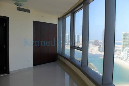 3 Bedroom Flat for Sale in Al Reem Island, Abu Dhabi - 3 bedroom in Sun Tower 2.5/ Pool View