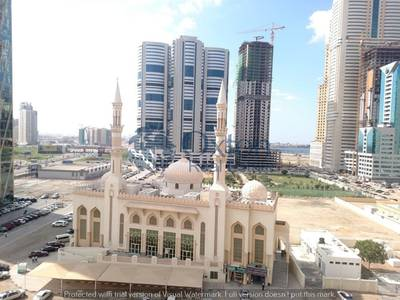 2 Bedroom Apartment for Rent in Al Taawun, Sharjah - Cheapest 2 Bedroom with Balcony in Al Taawun