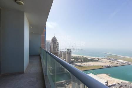 3 Bedroom Apartment for Sale in Dubai Marina, Dubai - Exclusive! Best price in the market! 3+m