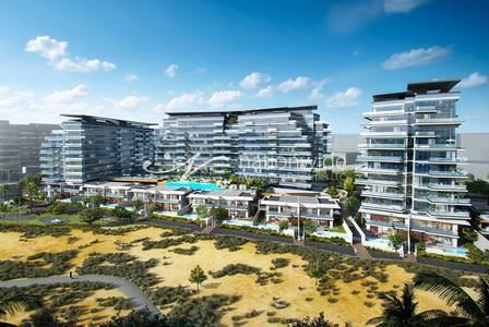 1 Bedroom Flat for Sale in Yas Island, Abu Dhabi - Smart Investment Off-Plan 1 BR Apartment