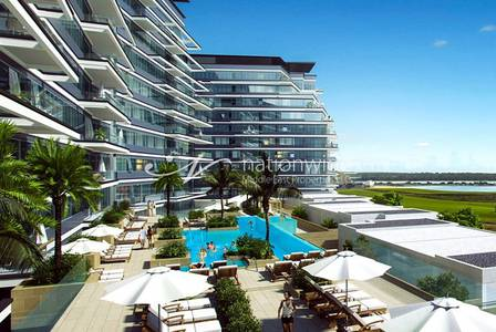 2 Bedroom Apartment for Sale in Yas Island, Abu Dhabi - Off-Plan 2 Bedroom Apt with Amazing View
