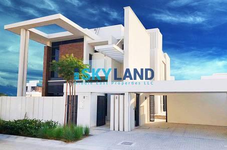 4 Bedroom Villa for Sale in Yas Island, Abu Dhabi - Hot Offer ! Luxury 4 Beds Single Row Corner