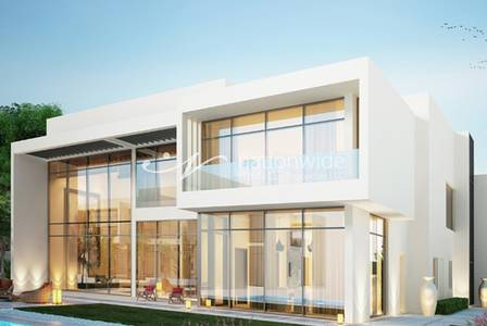 5 Bedroom Villa for Sale in Saadiyat Island, Abu Dhabi - Off-Plan 5 BR Villa with Unique Fixtures