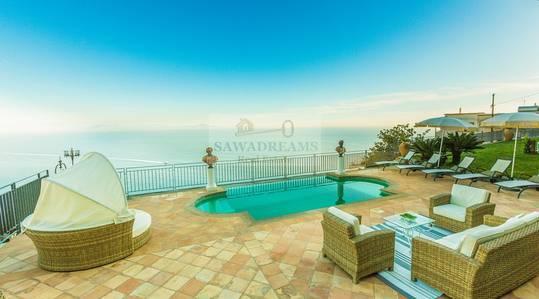 3 Bedroom Villa for Sale in Jumeirah, Dubai - Villas on the Beach ! Sea View ! Luxury!