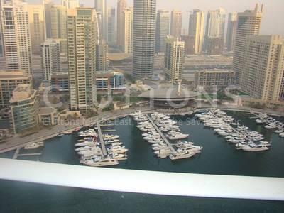 3 Bedroom Apartment for Rent in Dubai Marina, Dubai - Marina Views   High Floor   Luxury Development