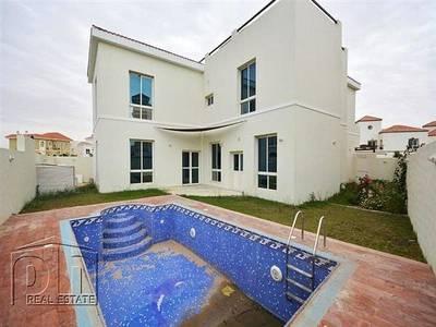 7 Bedroom Villa for Rent in The Villa, Dubai - 7 Bedrooms - Custom Built - Private Pool