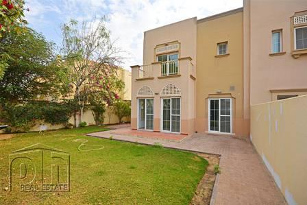 3 Bedroom Villa for Rent in The Springs, Dubai - Park Backing 3E
