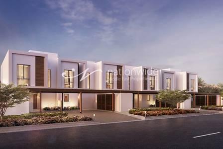 Building for Sale in Al Ghadeer, Abu Dhabi - Maisonette Villa 4 Units 1 BR  and 2 BR!