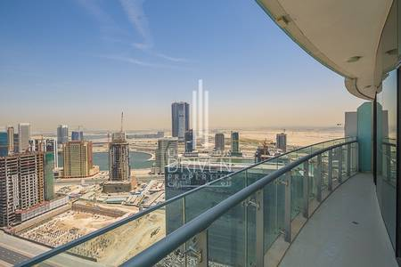 1 Bedroom Apartment for Rent in Downtown Dubai, Dubai - High Floor |Fully Furnished l Canal View
