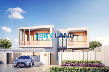 3 Bedroom Villa for Sale in Yas Island, Abu Dhabi - invest now zero service charges for 5yrs