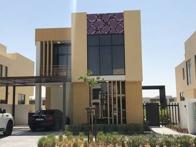 3 Bedroom Villa for Sale in Akoya Oxygen, Dubai - Villa Brand of Just Cavalli owns 95,000  In Dubai
