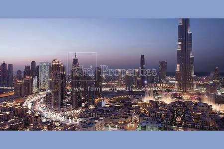 1 Bedroom Apartment for Sale in Downtown Dubai, Dubai - Stunning 1BR Apartment | Blvd Crescent 1