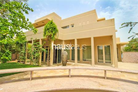5 Bedroom Villa for Sale in Arabian Ranches, Dubai - Park View | Type 5 | Upgraded | Rented |