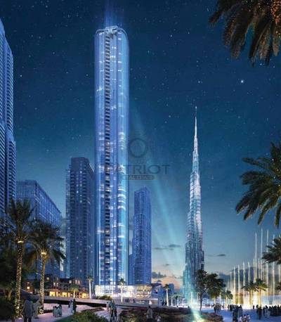 1 Bedroom Flat for Sale in Downtown Dubai, Dubai - 50-50 Payment Plan