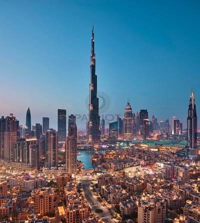 2 Bedroom Flat for Sale in Downtown Dubai, Dubai - 25% till handover 75% in 5years