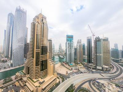 Studio for Rent in Dubai Marina, Dubai - Fully Furnished Studio
