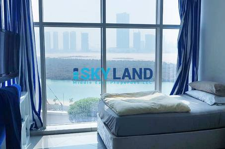 4 Bedroom Penthouse for Rent in Al Reem Island, Abu Dhabi - Move in Now! Large 4Bedrooms w/ Sea View