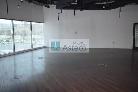 Office for Rent in Umm Suqeim, Dubai - Fitted Office overlooking the road  Umm Sequim
