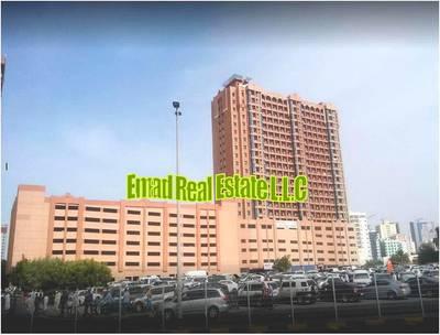"Studio for Rent in Al Nuaimiya, Ajman - Naimiya Tower ""C"" Open View, Studio with Balcony 600 sqft very big"