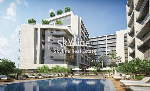 Studio for Sale in Saadiyat Island, Abu Dhabi - studio-apartment-soho-square-residences-saadiyat-island-abudhabi-uae