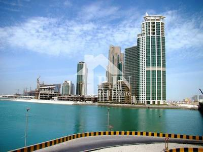 2 Bedroom Flat for Rent in Al Reem Island, Abu Dhabi - Apartment With Kitchen Appliances Huge 2 Bedroom Vacant Apartment In Rak Tower For Rent