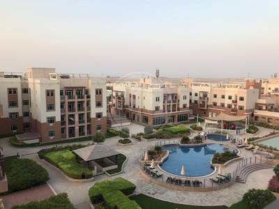 Studio for Rent in Al Ghadeer, Abu Dhabi - Furnished studio apartments | 1 payment!