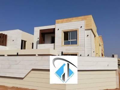5 Bedroom Villa for Sale in Al Rawda, Ajman - Brand New Villa European Style Very Good Finishing In Al Rawda Freehold For All Nationalities