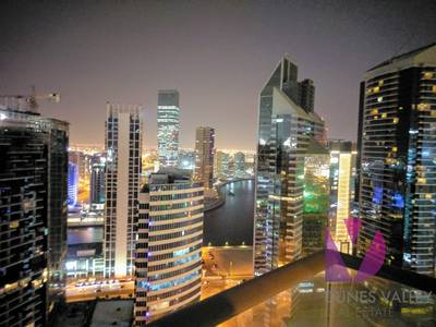 2 Bedroom Apartment for Rent in Downtown Dubai, Dubai - Full Canal View | High Floor | Vacant Now