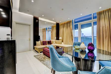 1 Bedroom Flat for Rent in Downtown Dubai, Dubai - Fully Furnished 1BR near in Burj Khalifa